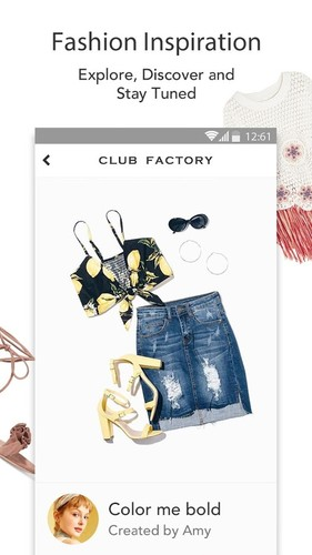 Club Factory-Fair Price screenshot 5