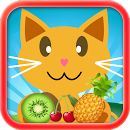 QCat-Toddler's game:Fruit