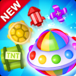 Toy Party: Free Match 3 Game – Hexa & Block Puzzle