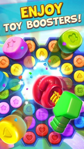 Toy Party: Free Match 3 Game – Hexa & Block Puzzle screenshot 4